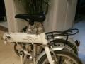大行16寸折叠自行车dove-C6-BYA661