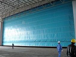 东城区维修防火卷帘门安装控制箱电机厂家