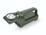 军之光班用XZY2310强光手摇灯XZY2806磁力手电筒