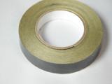 厂家订做宽10MM长20M 非阻燃黑色醋酸布胶带 胶布