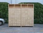 实木货柜新中式储物柜储藏柜白蜡木收藏柜收纳柜简约抽屉柜