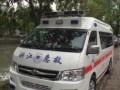 东营滨州救护车出租,专业设备 24小时提供医疗服务
