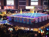 杭州活動展覽設備蜂巢迷宮租賃