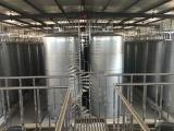 吉林市出售二手40吨食品级不锈钢储罐