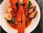 大头虾泰式海鲜米粉 海鲜美味且养生你知道多少?