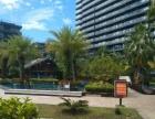 凤凰水城南岸精装两房出租 家具全新采光好 小区环境优美 近海