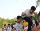 柳州拓海户外拓展与普通训练的区别