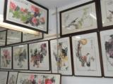 上海迎艺文化用品有限公司 专业裱画配画框 字画销售 书画定制
