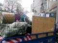 电动三轮车一辆三轮车搬家拉货,丢垃圾,南宁东跑西跑