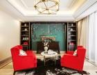 北京豪宅别墅软装设计公司-润柏家软装