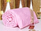 晶瑶桐乡蚕丝被6斤100%桑蚕丝厚被子提花棉被正品床上用品春秋被