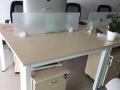 9.5成新办公桌椅