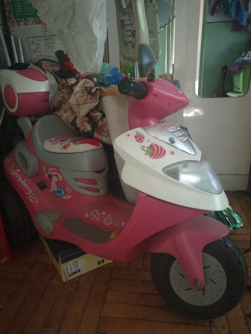 小龙哈比电动车,蓝猫自行车,滑板车