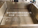 供应 恒温烫池 鑫勇001浸烫池 生猪浸烫池 材质 尺寸定做