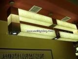 云石灯具,透光石灯具,非标灯具