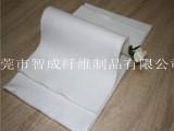 厂家供应白色化纤无纺针刺棉,热轧针刺棉直销