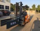 二手3吨TCM叉车市场(二手3吨夹抱叉车价格)