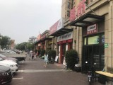 金山新城海盛路430号78平米新城旭辉府可餐饮沿街商铺