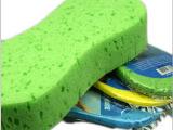 汽车用海绵 洗车用品工具 压缩8字海绵 高泡沫擦车棉