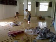 嘉定区安亭保洁清洗公司 工程开荒保洁 厂房保洁 地面清洗