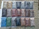厂家直销染色岩片 各种规格染色岩片