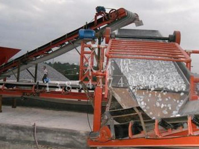 优惠的洗石机三木环保设备供应|青岛洗石机厂家