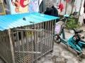 不锈钢狗笼,中型犬笼