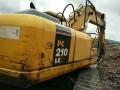 二手挖掘机小松210-8出售价格优惠