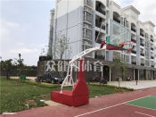 钦州液压篮球架|优质的液压篮球架尽在广西众健翔体育