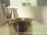 不锈钢调味缸 打蛋盆 0.8油缸 加厚味