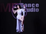 乐山钢管舞舞蹈学校 ME舞蹈培训机构针对成人零基础培训