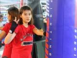 北京女孩學散打-北京女孩學防身-北京女孩學泰拳-女孩學搏擊