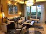海滨电梯洋房养马岛旁丨通透户型丨欧式风情温馨两居室丨品质物业招商依云水岸