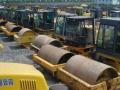 (银川)二手18吨、20吨、22吨、26吨单钢轮压路机