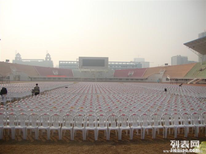 沧州演唱会靠背椅长条桌出租 沧州运动会塑料方凳租赁