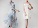 独立设计师品牌重手工欧根纱绣花华丽优雅童话公主蕾丝两穿长裙女