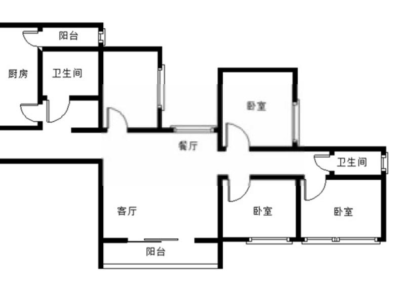 中等装修3室 出租 为房子而烦恼的速联系森警小区