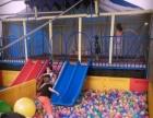 儿童乐园蹦蹦床海洋球沙池