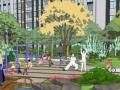 岳阳园林绿化、别墅、庭院、小区、景观设计施工