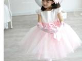 六一儿童公主裙 女童婚礼蕾丝礼服连衣裙婚纱裙舞台表演领唱花童