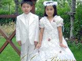 厂家直销日版外贸儿童西装套装 CC-BY-007