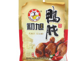温州特产 初旭辣味 香辣 麻辣 鸭肫100g 独立小包装鸭胗 真
