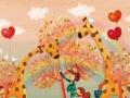 专业墙体彩绘、幼儿园彩绘、酒店彩绘