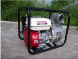 【厂家爆款】本田汽油机水泵3寸 本田汽油水泵抽水机 高扬程水泵