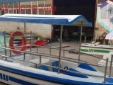 16新款闪亮登场,天中鸟厂家惠州销售396电动船 乔云