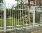 成都双流别墅公寓花园铁艺护栏