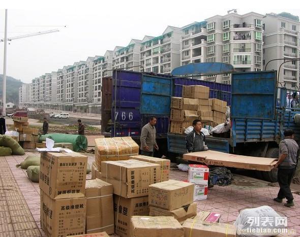 常州到安康搬家公司 陕西全境 常州到西安搬家托运