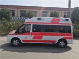 大庆120救护车接送病人出院用车电话-急速派车