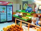 富阳小区主入口超市水果店急转