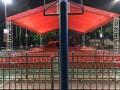 大良租赁 铝架帐篷 空飘气球 铁马护栏 舞台搭建 长条桌